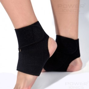Power Ionics Far Infrared Rays Health Pain Relief  Ankle Support