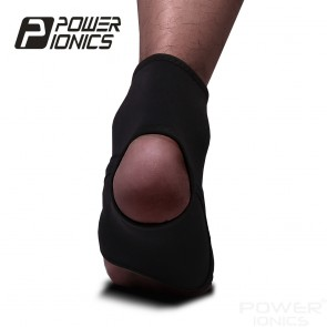 Power Ionics Professional Sport Gear Thin Breathable Ankle Protector Health Brace