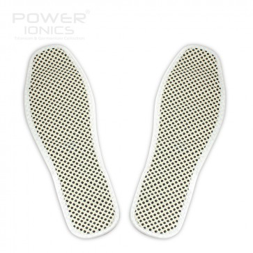 Power Ionics Tourmaline Far Infrared Rays Health Insole