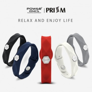 Power Ionics Prism Ultra Unisex Waterproof Ions and Germanium Sports Bracelet