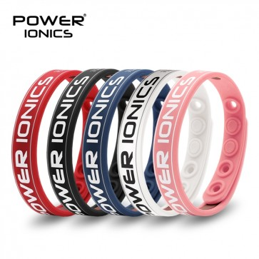 Power Ionics NBA Classic Ion Sports 2000 Anoins Bio Silicone Bracelet Wristband