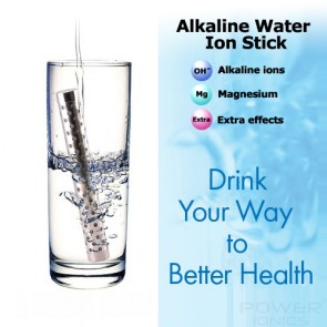 Power Ionics Ion Health Alkaline Water Purifier Stick