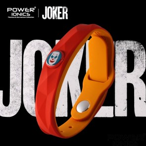 Power Ionics NEW JOKER 3000ions/cc 4IN1 Tourmaline Titanium Germanium F.I.R Sports Bracelet Wristband