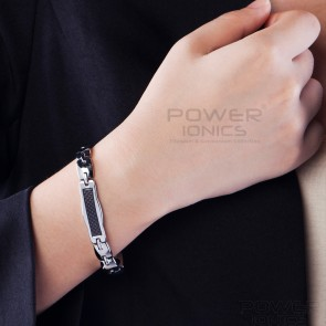 Power Ionics Womens Germanium Fashion Bracelet