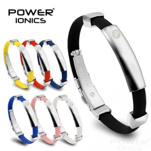 Power Ionics Ultra Unisex Waterproof Ions and Magnetic Sports Bracelet